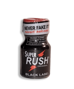 Super Rush Black 10 ML Poppers