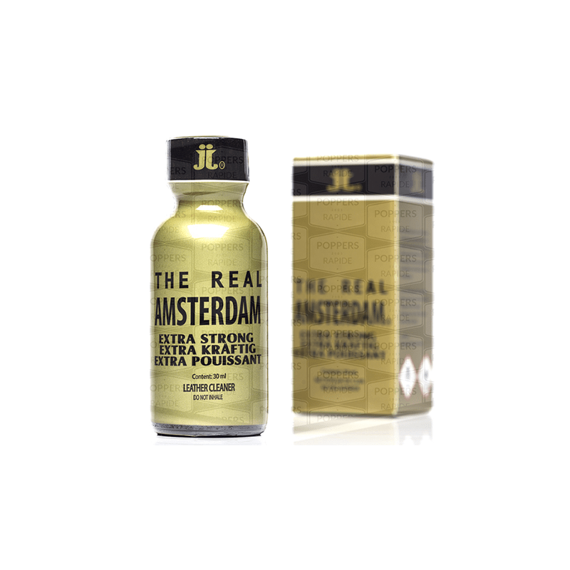 Poppers Real Amsterdam 30ML