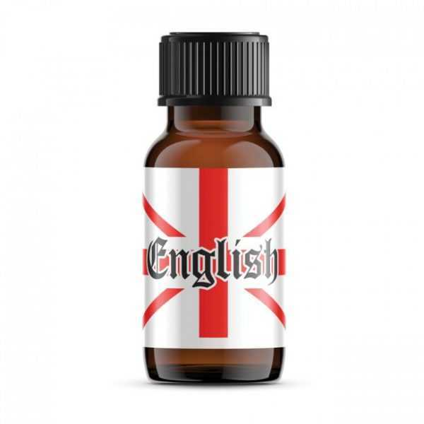 Poppers English 25 ML