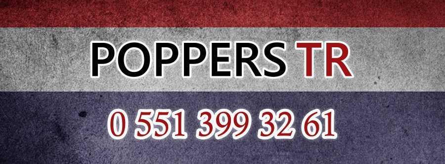Poppers Türkiye İletişim Üst