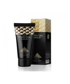 Erolife Titan Gel Gold Penis Bakım Kremi 50ML