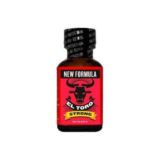 Poppers EL TORO Strong 24 ML