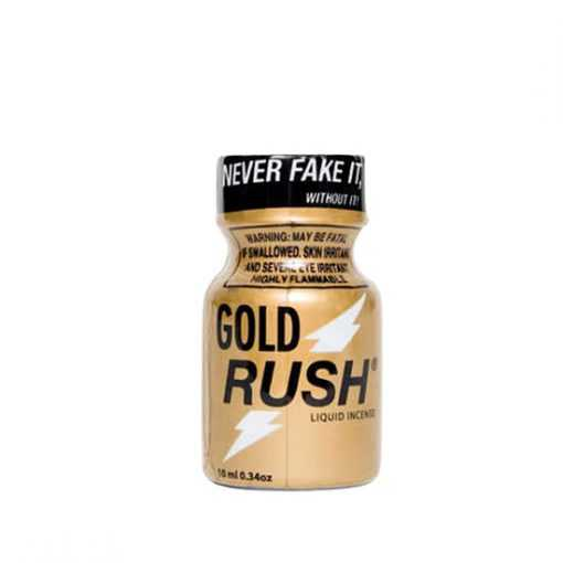 Poppers Gold Rush 10 ML Stoklarımızda